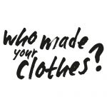 Qui a fait mes habits? Who made my clothes?